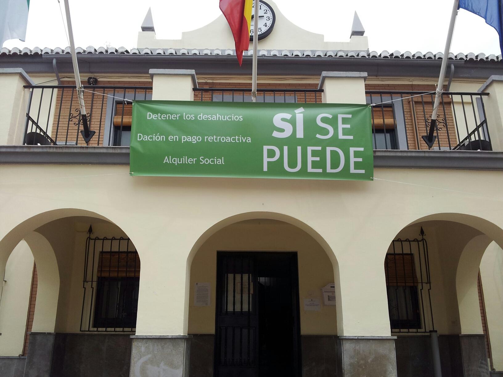 Ayuntamiento Peligros, Granada